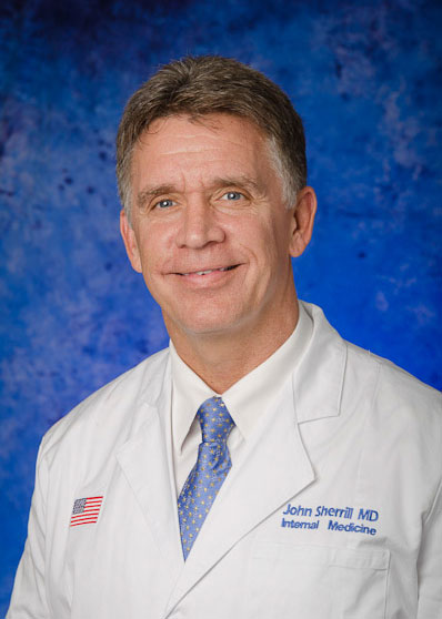 John Sherrill, MD